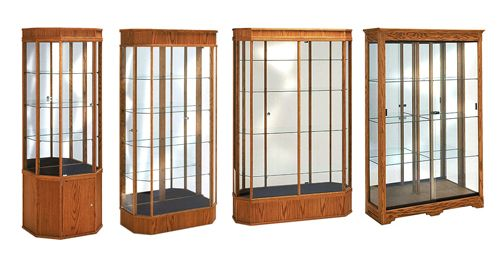 Great Used Glass Display Cabinets | No Comments · Displays