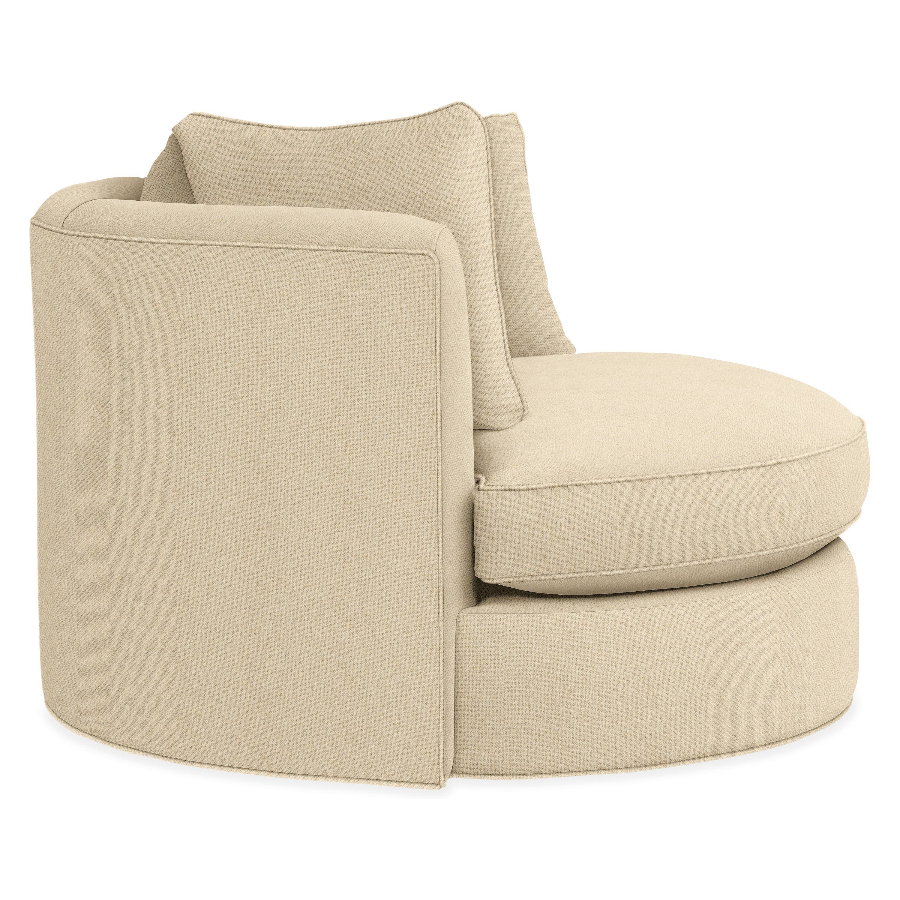 Eos Swivel Chair Modern Accent Lounge Chairs Modern Living