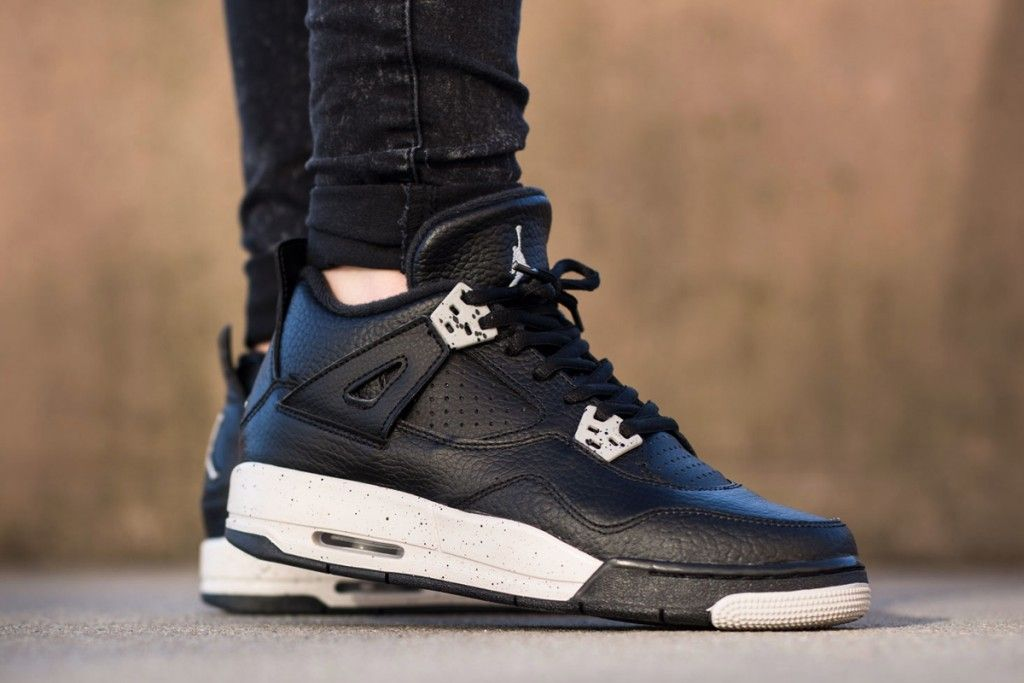 Releasing Air Jordan 4 Retro Oreo  EU Kicks Sneaker Magazine