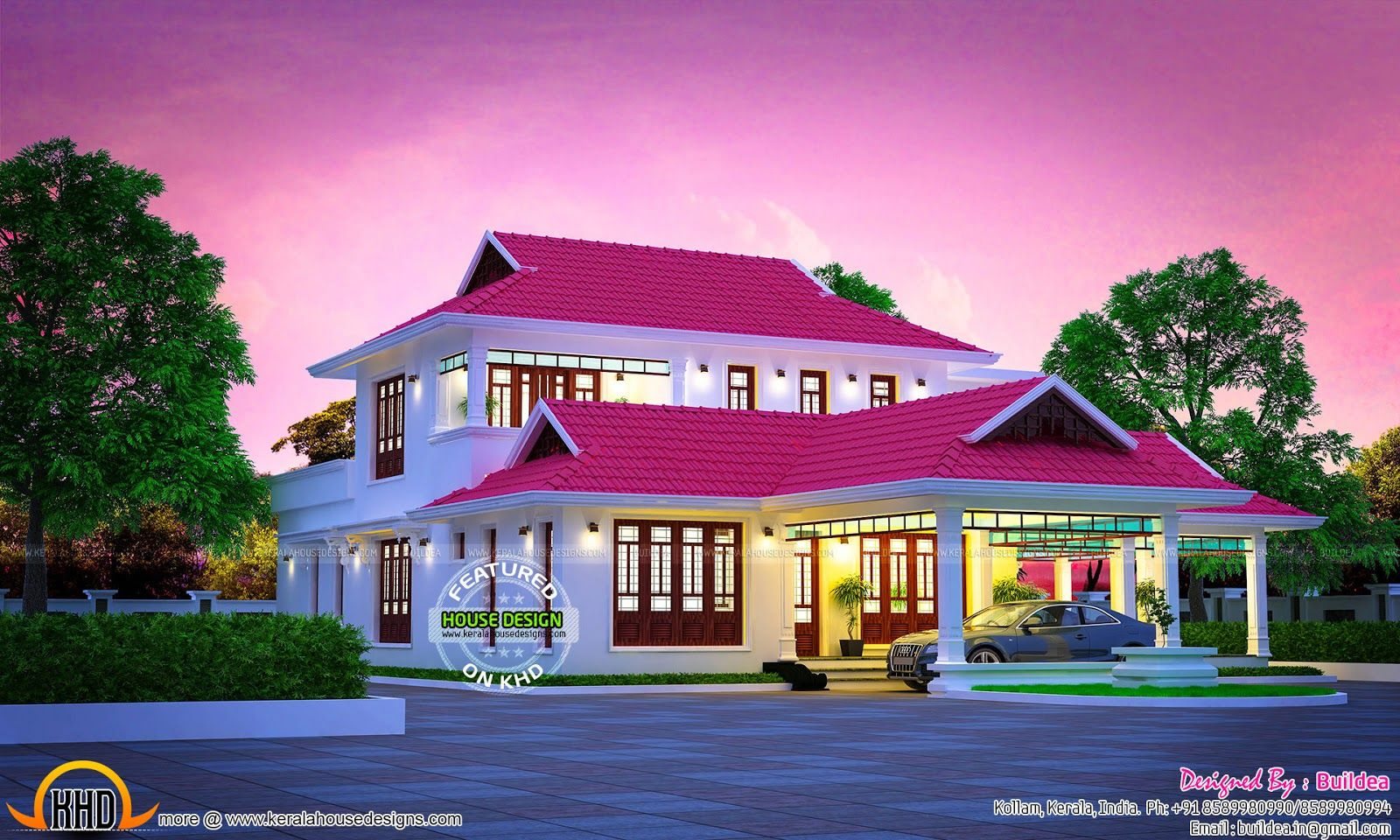 stunning-home-kerala-model.| //www.keralahousedesigns.com/2016 ... on