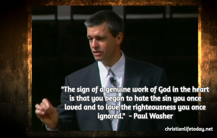 Do You Desire God? – Paul Washer   Christian Life Today