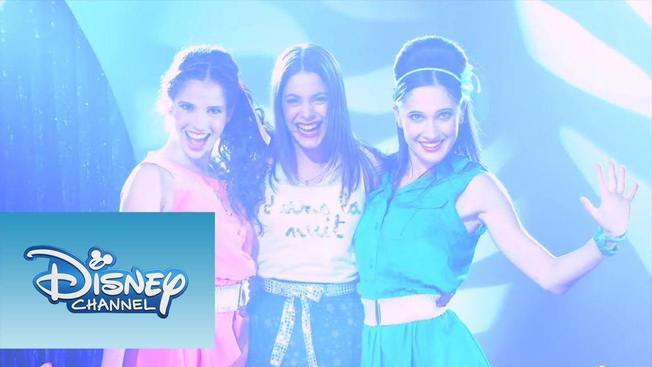 Violetta Momento Musical Show Final Violetta Canta Con Las Chicas Videos De Violetta Musical Mejores Canciones