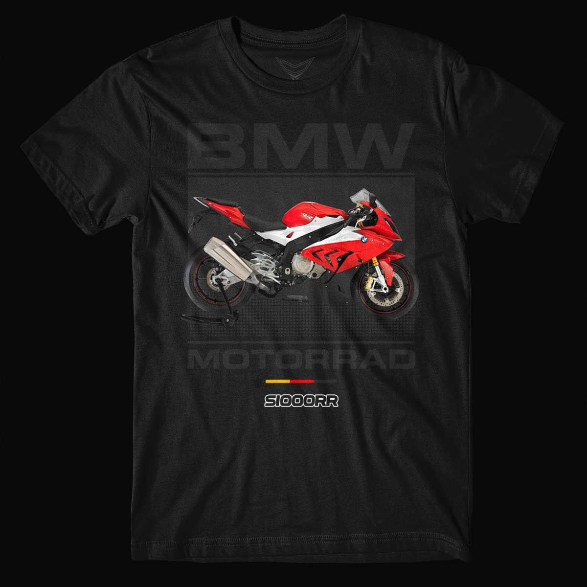 bmw motorrad red s1000rr t shirt bmw s1000rr bmw. Black Bedroom Furniture Sets. Home Design Ideas