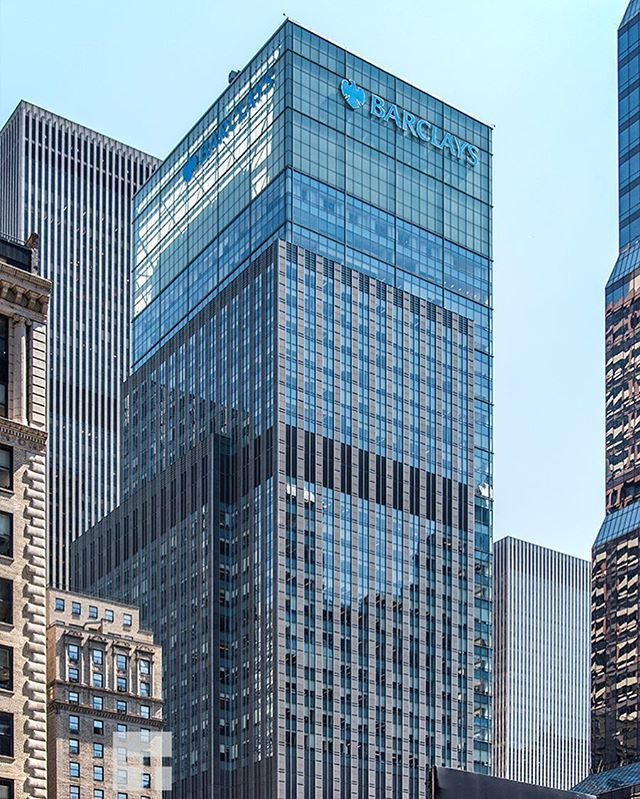 745 7th Avenue Nyc Nycrealestate Realestate Icapture Nyc Barclays Lehmanbrothers Rockefellercenter Midt Nyc Real Estate Architecture Details Skyscraper