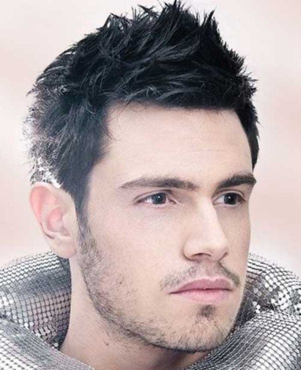 Pin On Spiky Haircuts For Men