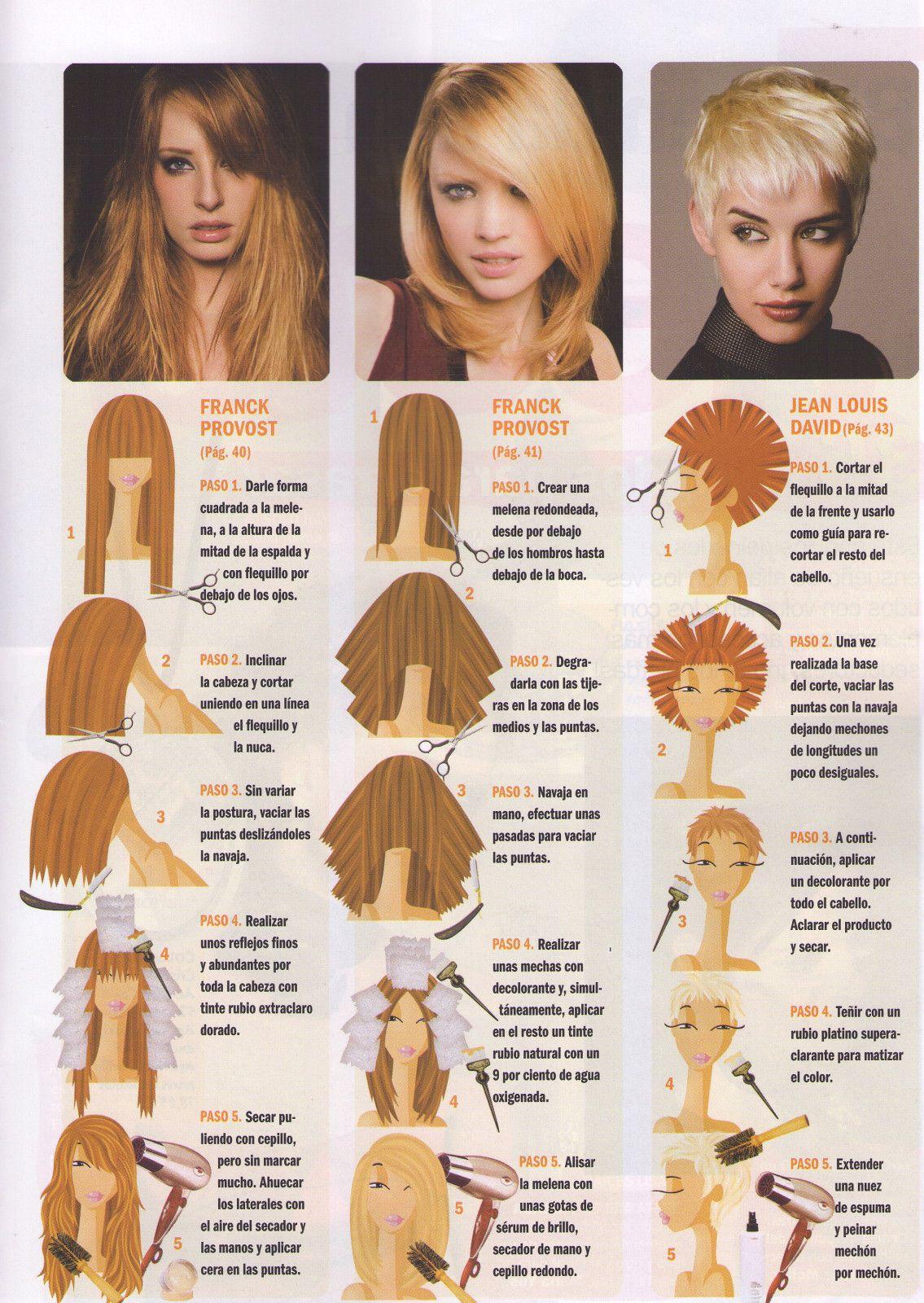 Rigo bahia estilista cortes de pelo color y peinados de - Cortes de peinado ...