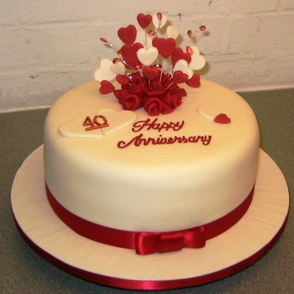 Awesome An Eco Friendly Option Of Silver Wedding Anniversary Cakes Check More At