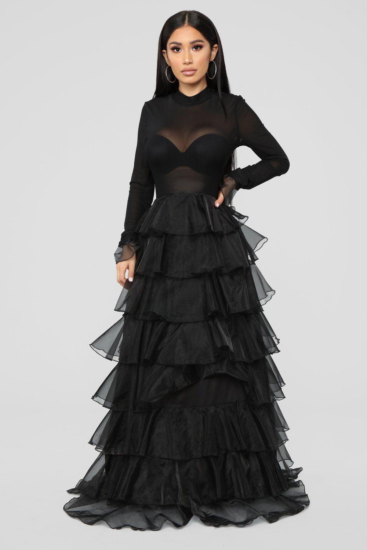 Ace Of Spades Dress Black Fashion nova black dress