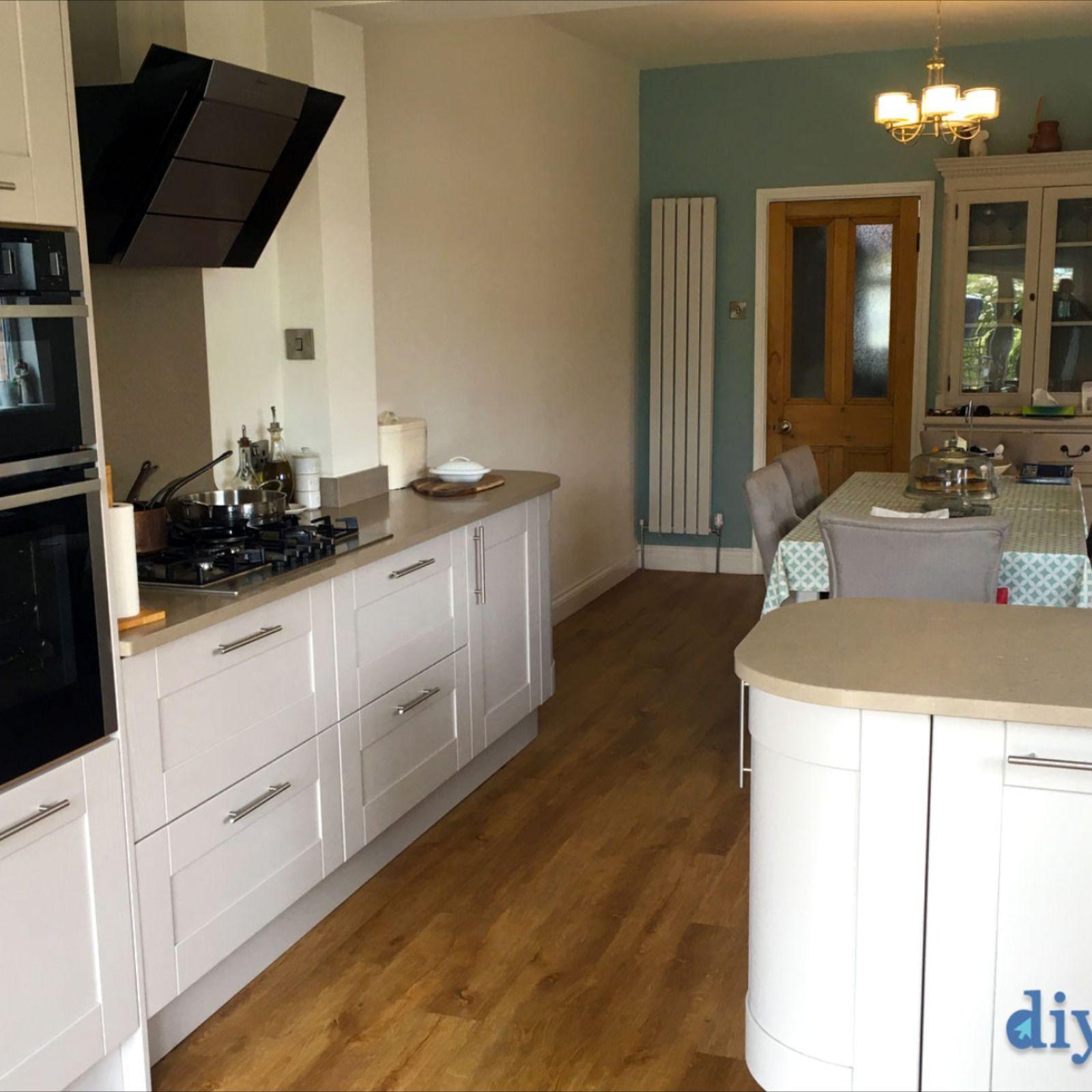 Linwood Cashmere in 2020 Cashmere shaker kitchen, Shaker