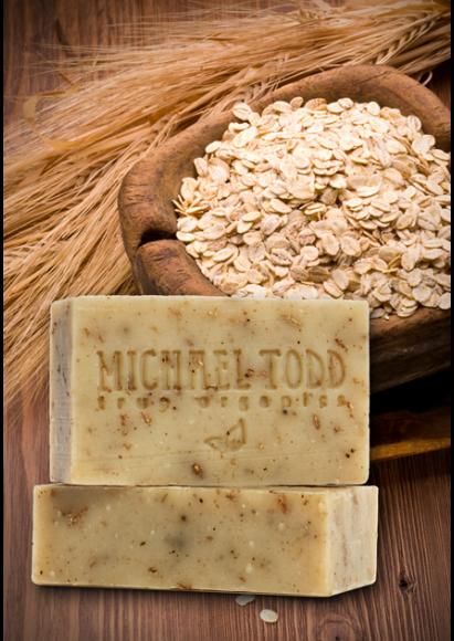 OATMEAL SPICE Bar Soap