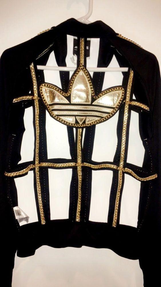 Adidas Jeremy Unisex Medium Jacket Scott Rare Chain Originals Cage 0PN8nwOkX