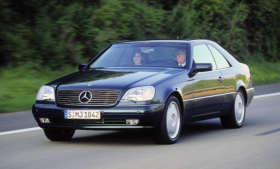 Pin by MBenz expert on Mercedes-Benz C 140 coupe  S-Class