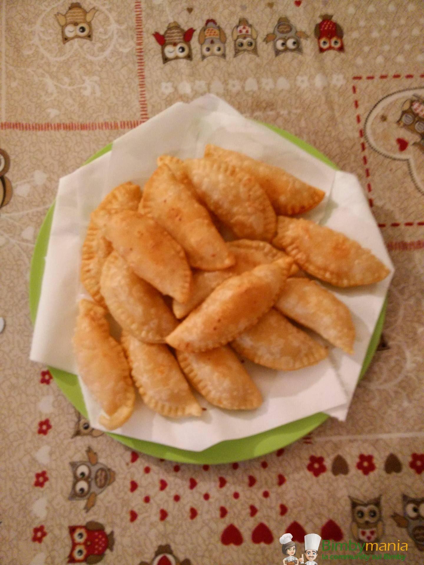 frittelle di farina davena thermomix diet