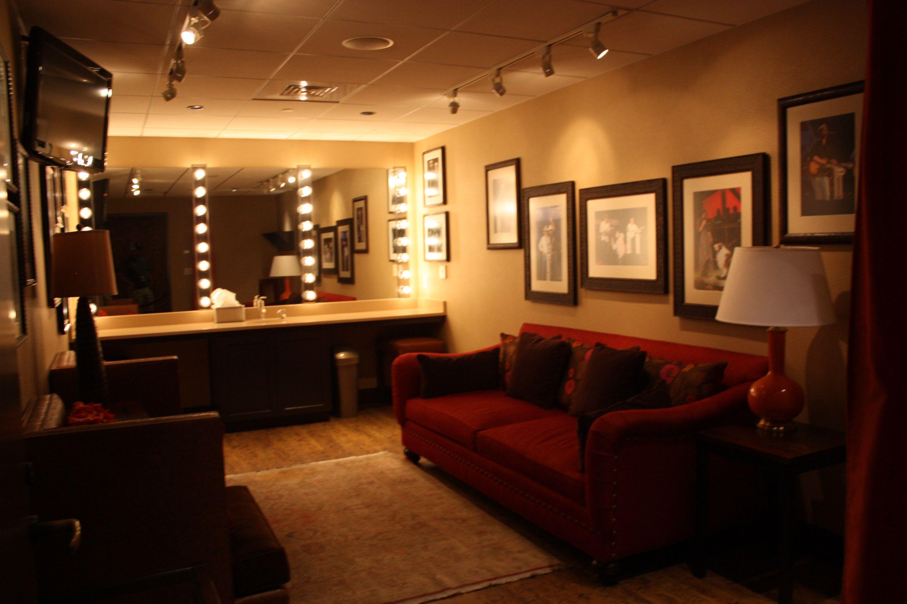 Lighting In Dressing Rooms