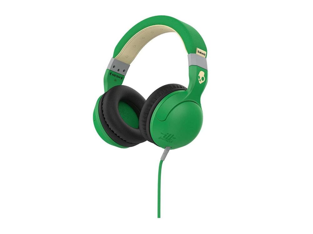 Skullcandy Hesh 2 OverEar Headphone with Mic, Ill Famed