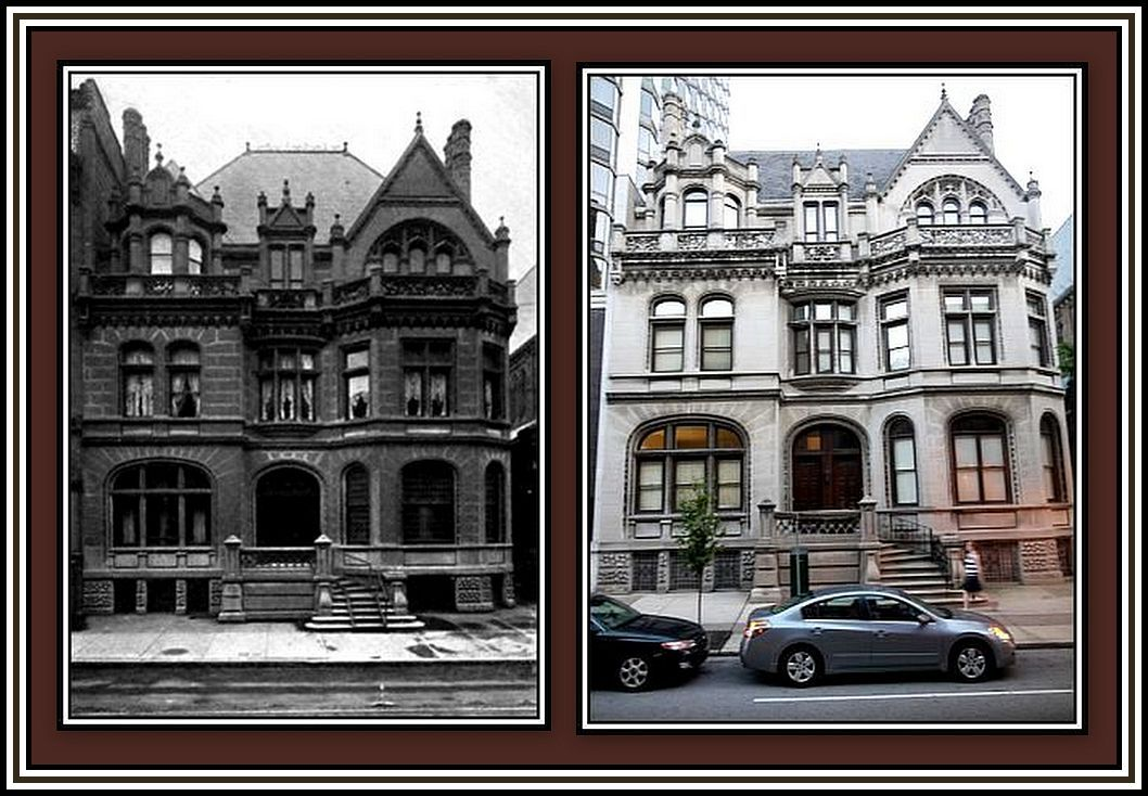 Pa Phil Wanamaker Mansion On Walnut Mansions House Styles Architecture