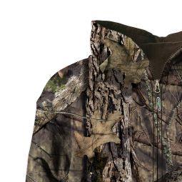 Double Thick Full Zip Sweatshirt<br>Mossy Oak Break-up Country    Arborwear
