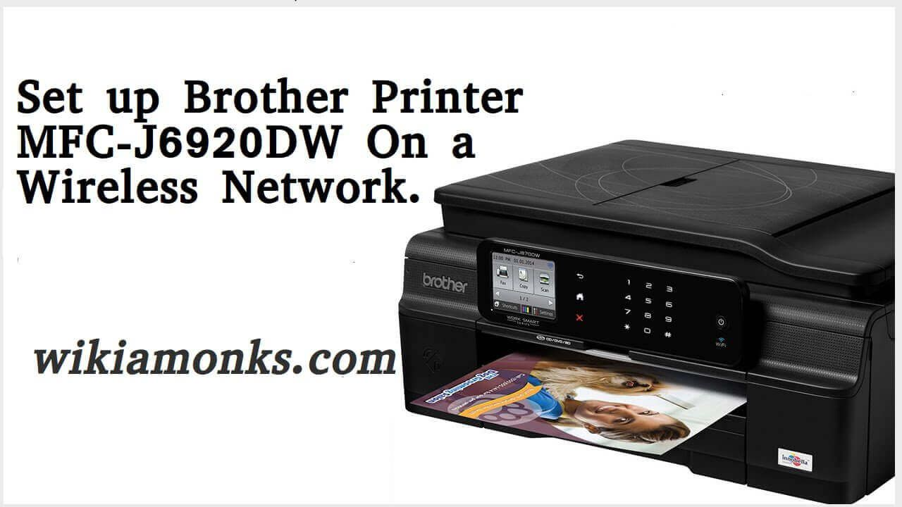 How To Set Up Brother Printer Mfc