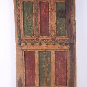 Authentic Berber Wood Door 2.4ft x 4.9ft |  Etsy