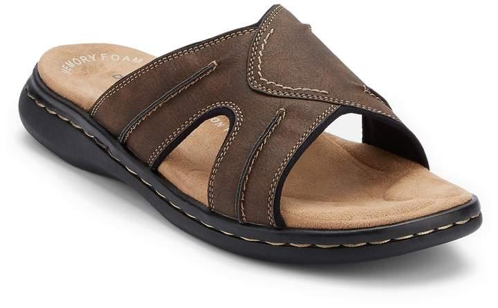 Dockers Sunland Men S Slide Sandals Mens Slide Sandals