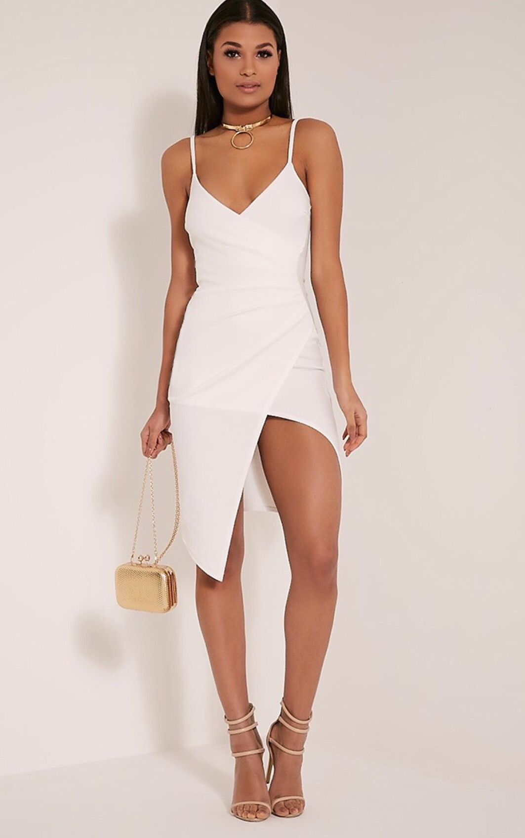 P Vѕv143 Midi Dress White Birthday Dress White Going Out Dresses [ 1694 x 1063 Pixel ]