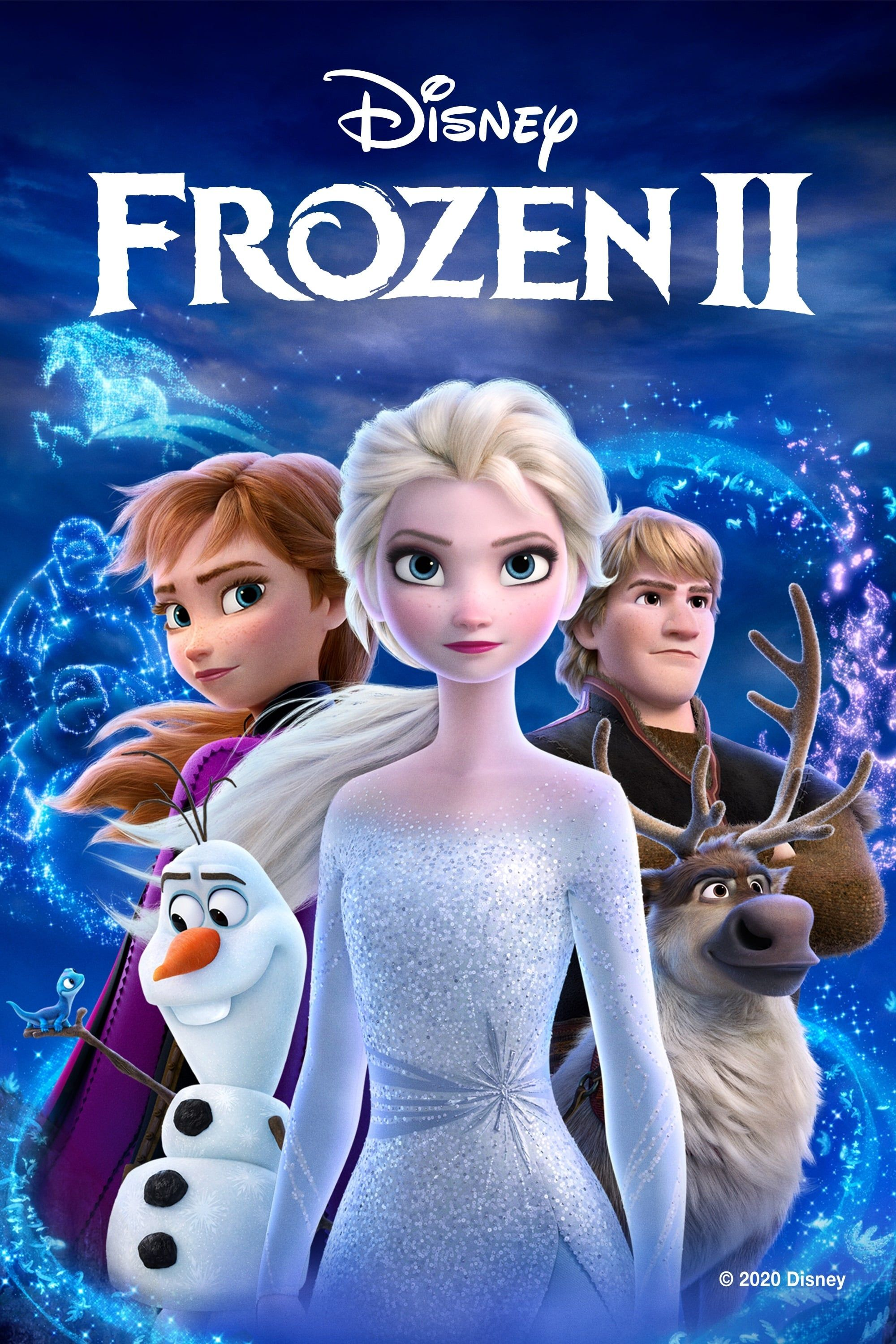 Frozen 2 in 2020 Free movies online, Disney animated