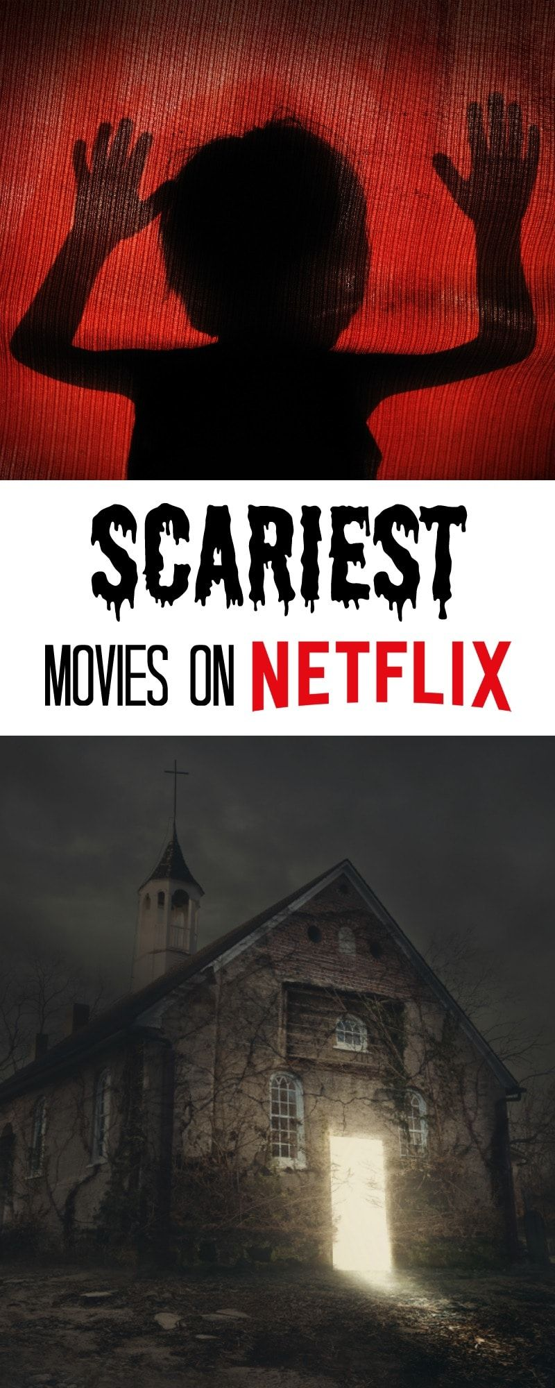 Scariest Movies on Netflix (With images) Scary movies
