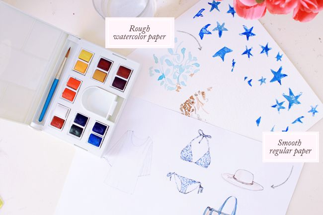 Picking Your Perfect Watercolor Paper Watercolor Watercolor