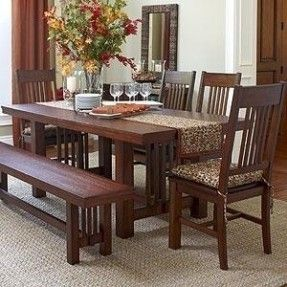 World Market Mission Extension Dining Collection
