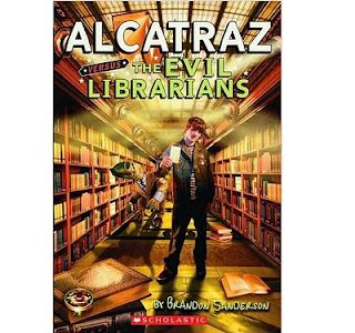 Alcatraz Versus The Evil Librarians Funny Book Humor Books