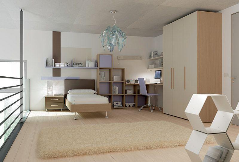 Arredamento #Cameretta Moretti Compact: Collezione 2012 \