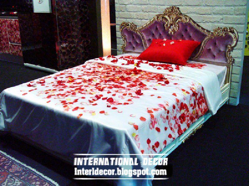 Decorate Bedroom for Valentine's Day Elegant Romantic ...