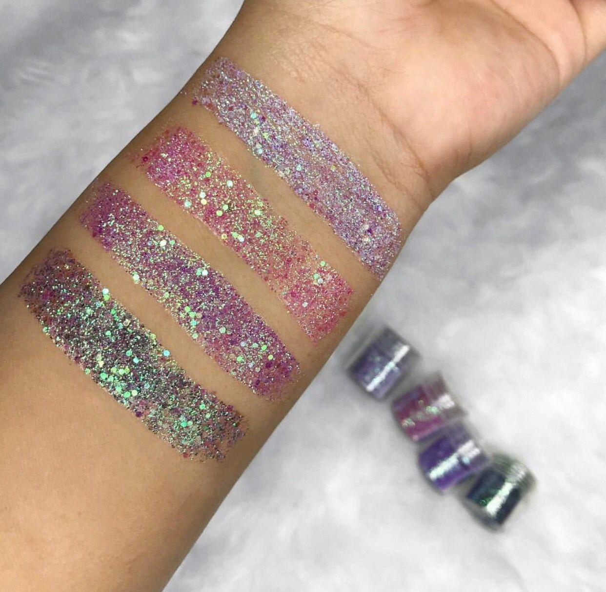 Loose Glitter from eBay Maquiagen