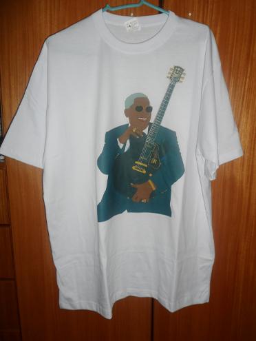 Camiseta - B.B. King- Loja de RabiscoVirtual