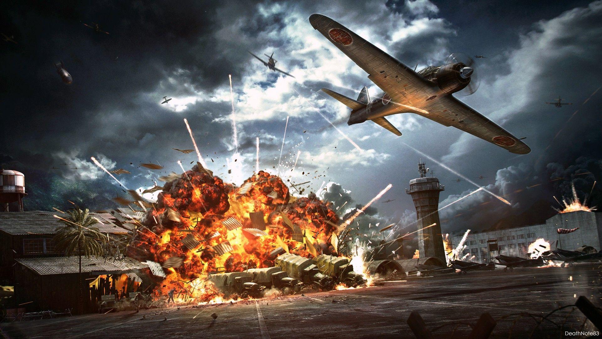 Military Battle Wallpaper Pearl Harbor Pearl Harbor Attack P