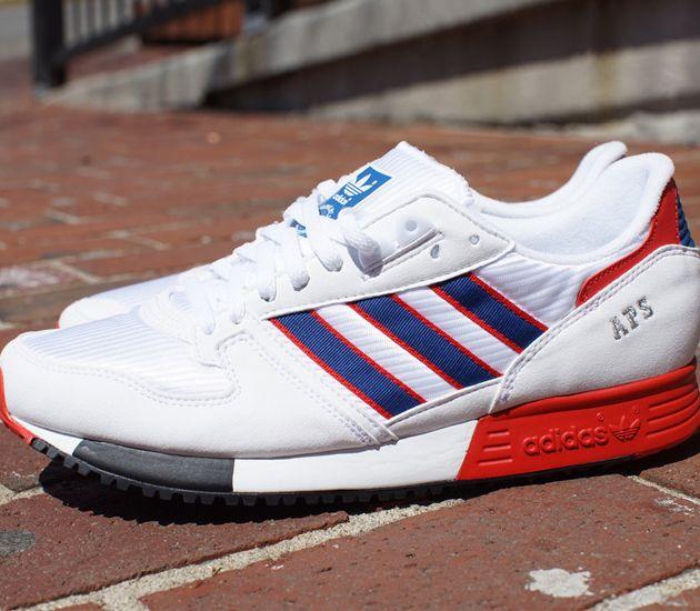 adidas Originals APS OG White Collegiate Red Dark