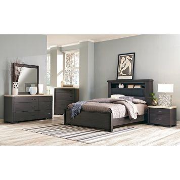 Camino Bedroom 7 Pc. King Bedroom | Furniture.com $1,149.99 ...