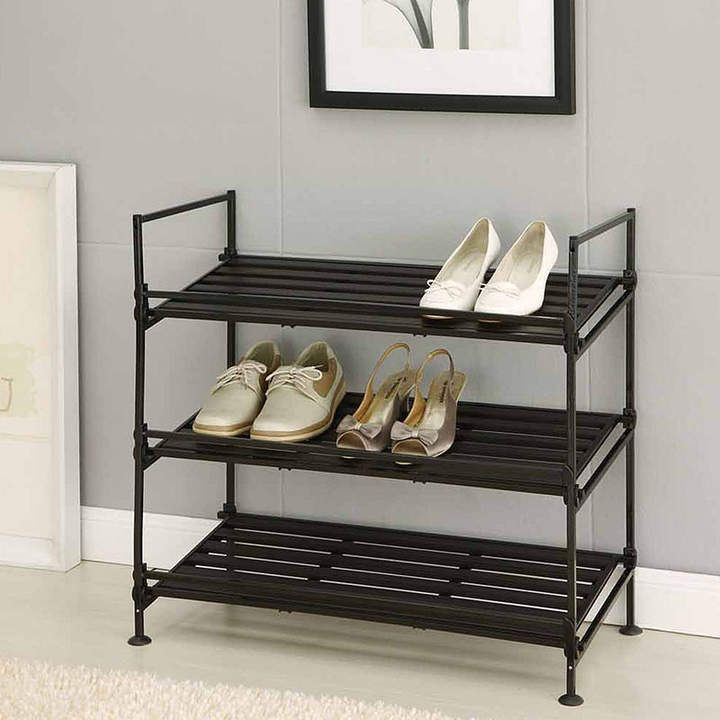 Better Homes And Gardens Stackable Shoe Rack