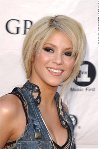 Shakira Bright And Beautiful With Loads Of Talent Celebridades