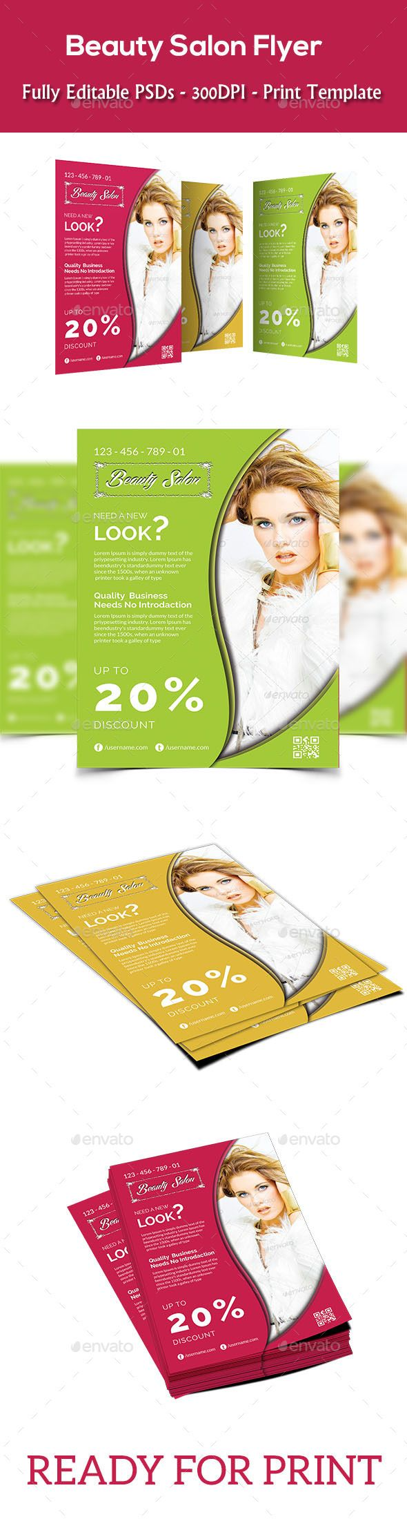 beauty salon flyer beauty flyers and photoshop buy beauty salon flyer by theweb designs on graphicriver thank you for purchasing our item from the envato marketplace what s included the package