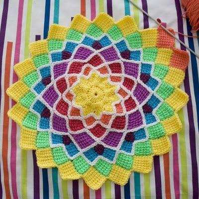 тунисское вязание энтрелак крючком вязание по кругу вязание