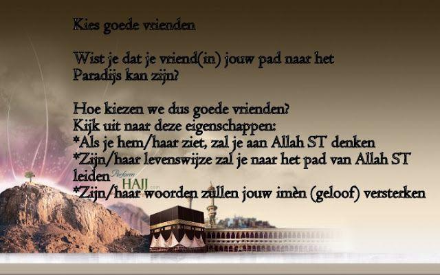 Citaten Quran Lazada : Citaten en wijze woorden uit de islam kies goede vrienden