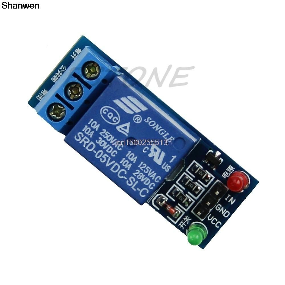 Visit To Buy 1 Channel 5v Relay Module High Level Trigger