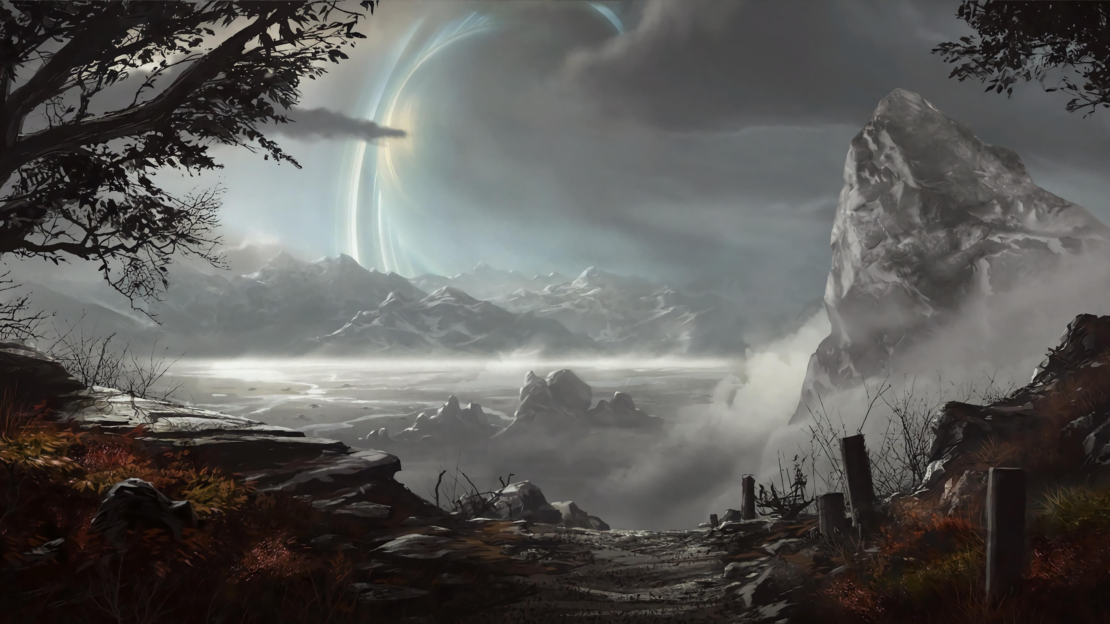 Halo Reach Menu Background 3840x2160 Halo Backgrounds
