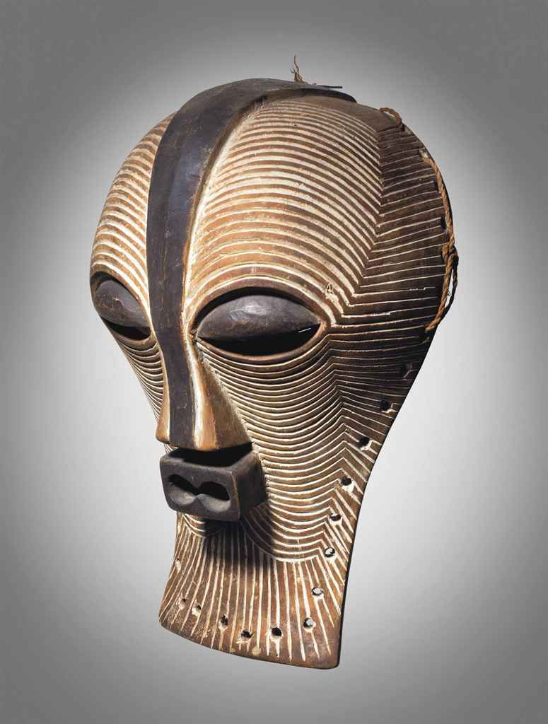 masque africain kifwebe