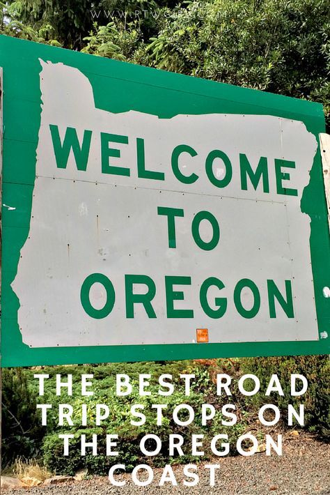 Oregon Coast   The Best Places To Stop On A Oregon Coast Road Trip