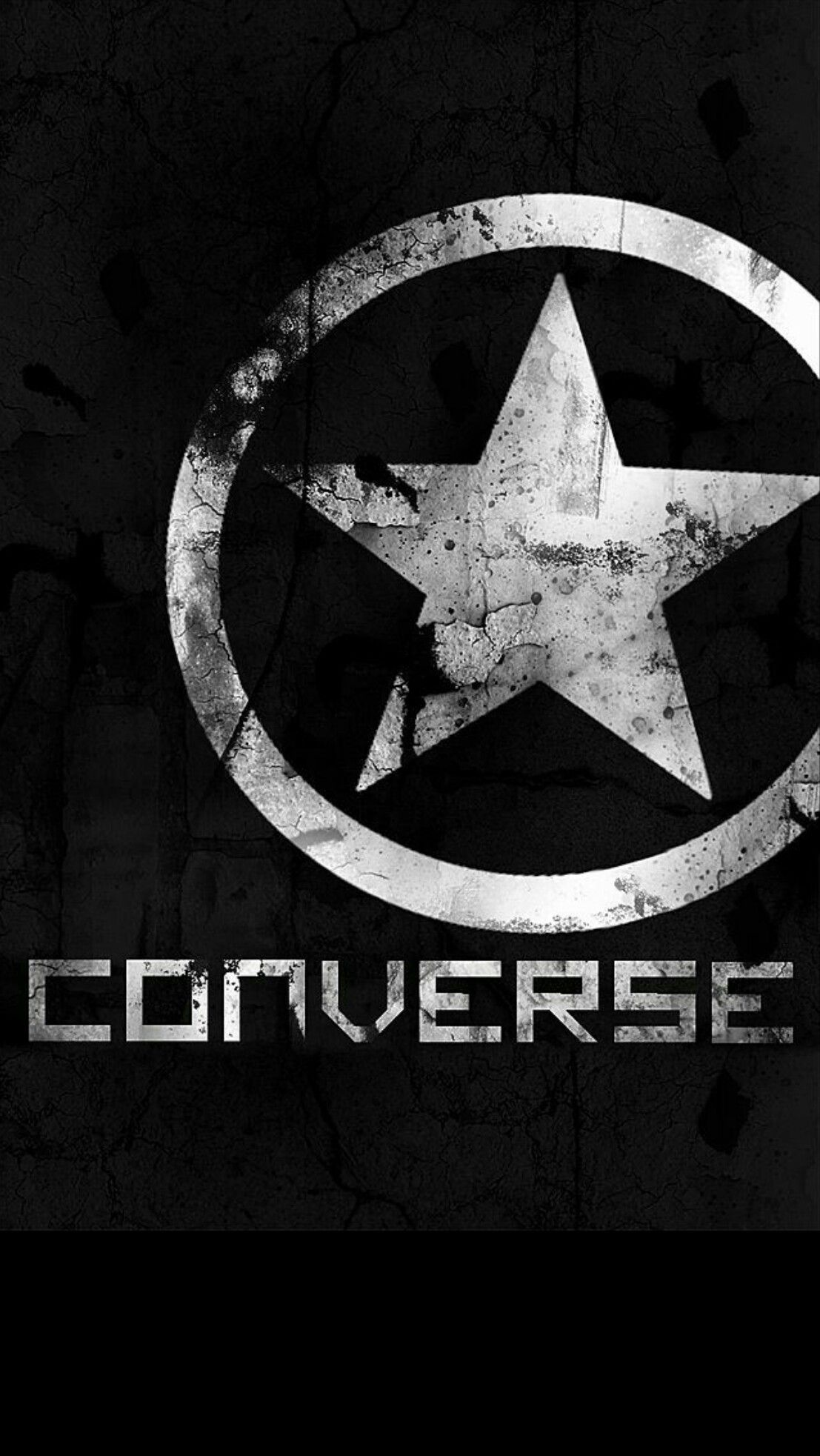 converse black wallpaper iphone android
