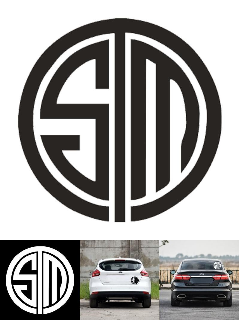 Visit To Buy Car Styling TSM Game Style Car Sticker Decals - Funny motorcycle custom stickers decals