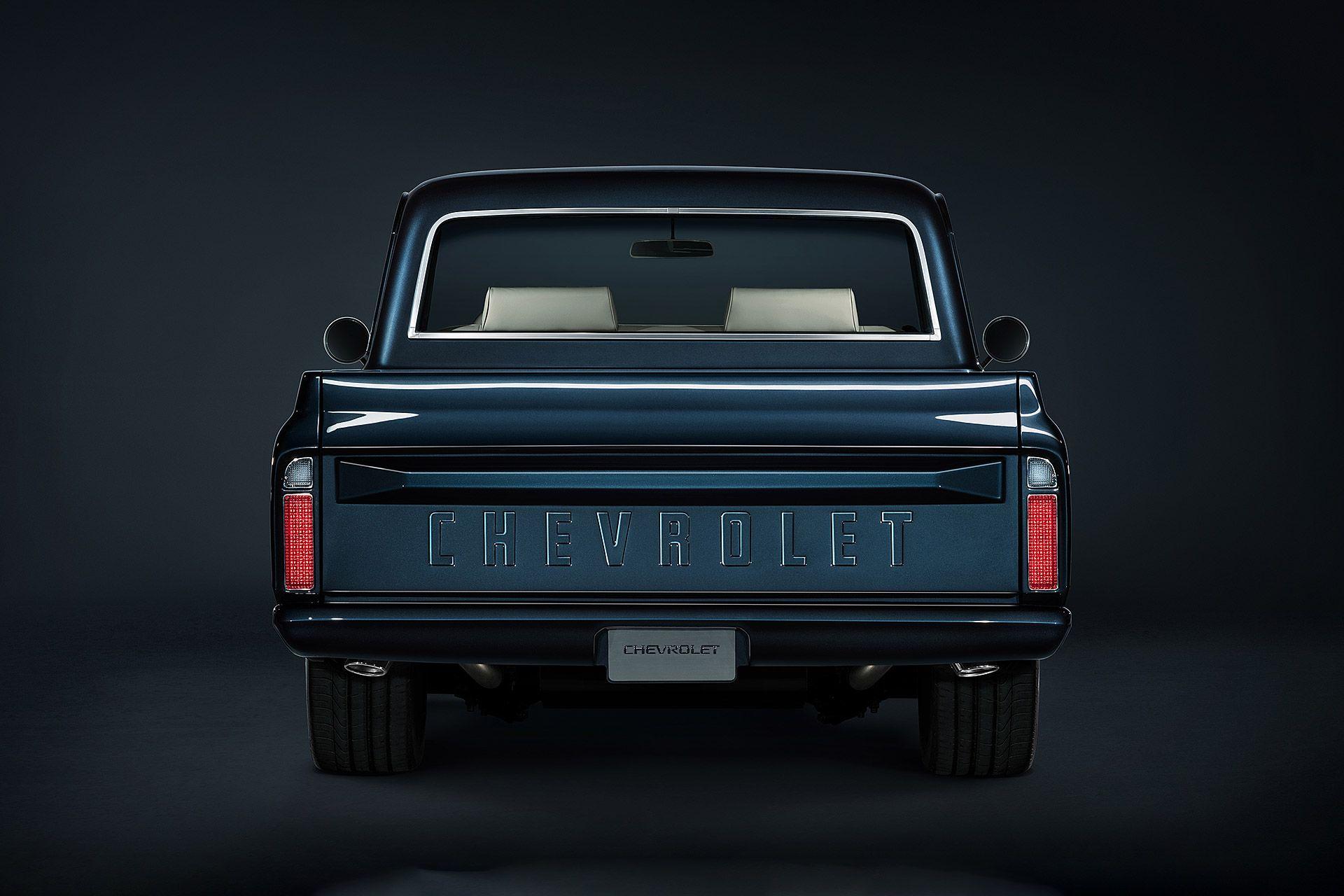 1967 Chevrolet C 10 Centennial Truck Chevy Trucks Chevy Chevrolet