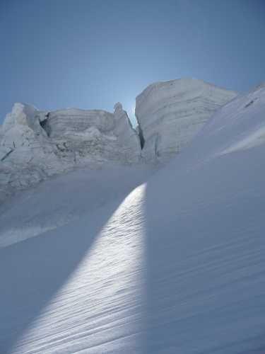 Breuil-Cervinia (Valle d'Aosta) - Ghiaccio eterno a Plateau Rosà - Pensiero di…